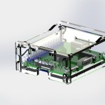 Raspberry Pi Model A+ Case