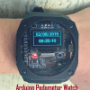 The Finished Version of the Arduino Watch