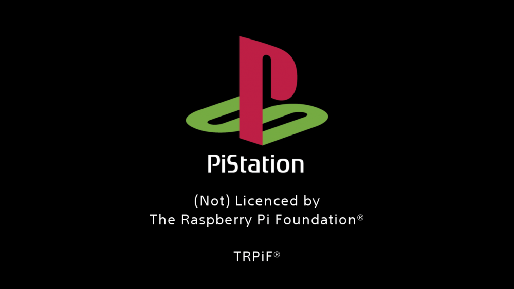 PiStation Boot Logo