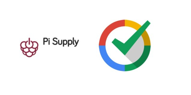 Pi Supply is now Google Shops Certified