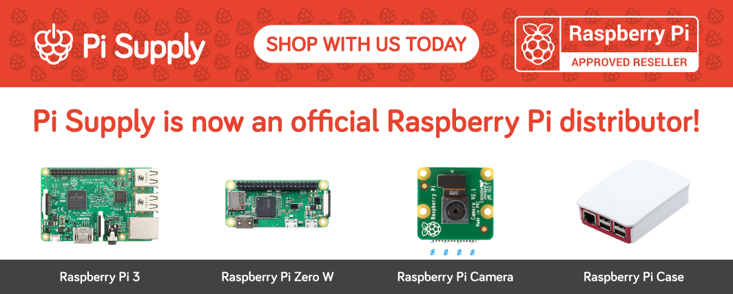 Approved Raspberry Pi Reseller