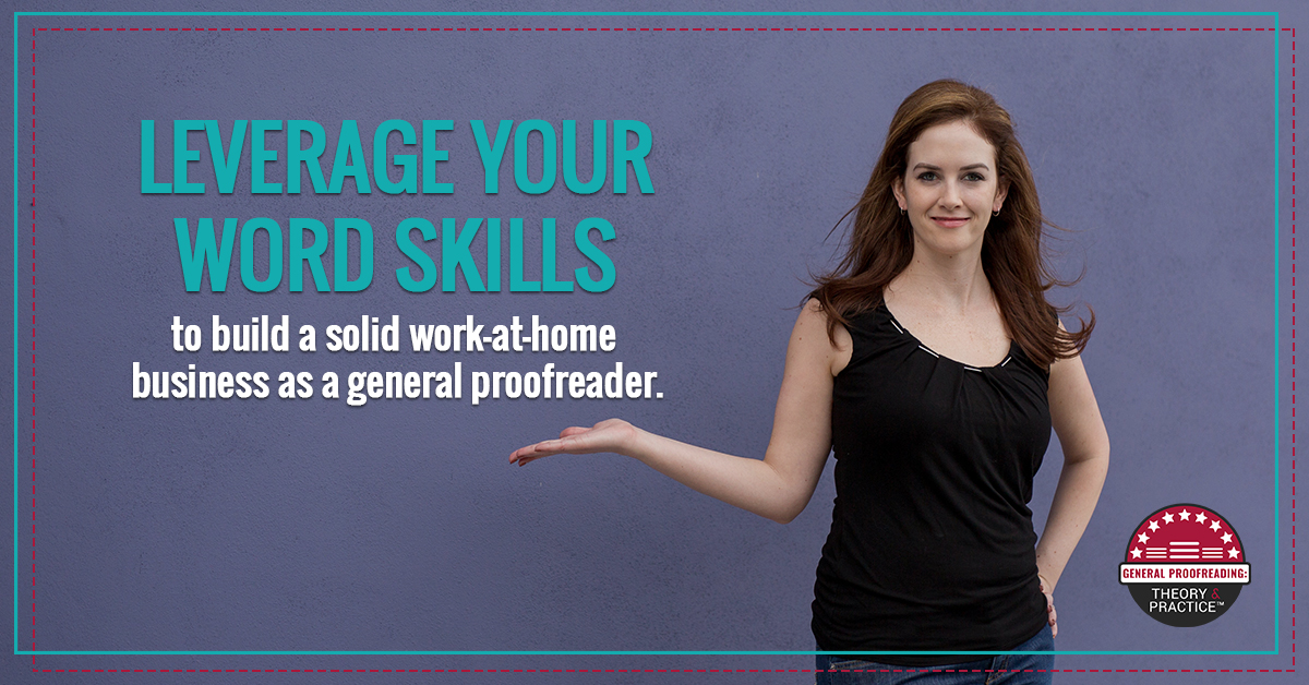 There is an incredibly high demand for working at home & proofreading worldwide. The best part is that you don't need to be in any specific location to do the job… it's all from your computer or tablet!