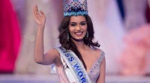 The newly added Miss world Miss Manushi chillar