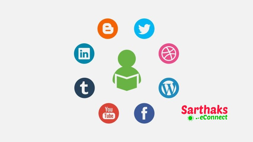 Impact of social media in education