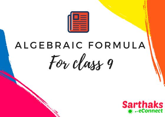 algebra class 9