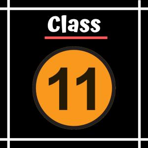 Math formula for class 11