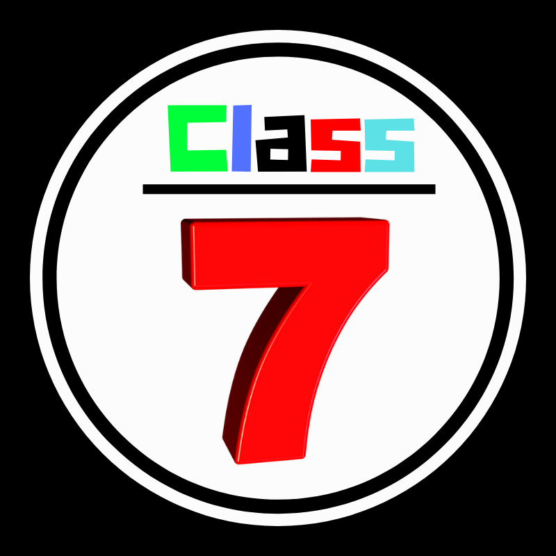 math formula for class 7