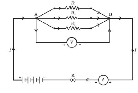 PARALLEL combination of resistors