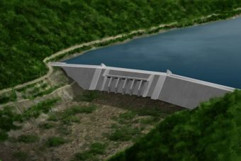 dams a natural resources