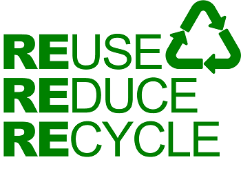 3 R reduce reuse recycle management of natural resources