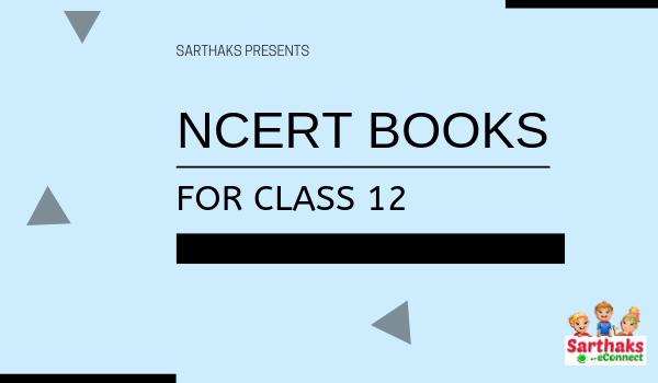 Class 12 NCERT books