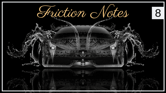 friction notes for class 8 CBSE, NCERT