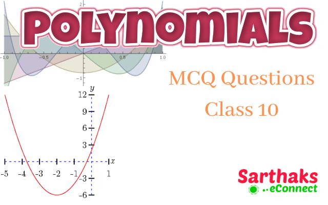 MCQ Questions of Polynomials