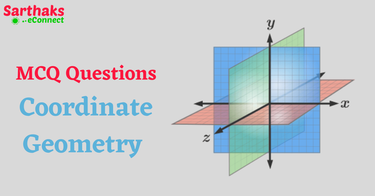 MCQ Questions of Coordinate Geometry