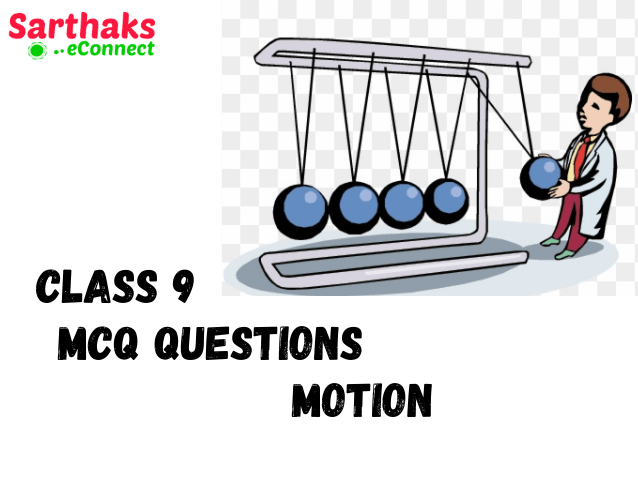 MCQ Questions of Motion