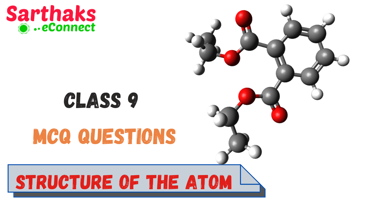 MCQs of Structure of the Atom