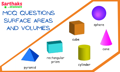 MCQs Surface Areas and Volumes