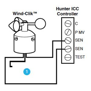 Hunter Wind-Clik Wiring