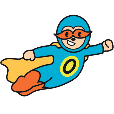 Maths superheroes