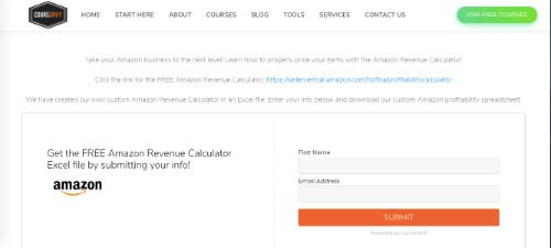 amazon fba calculator usa