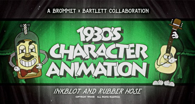 1930s Character Animation