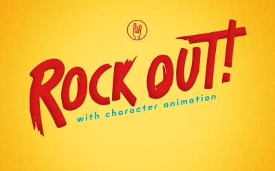 Rock Out with Character Animation!