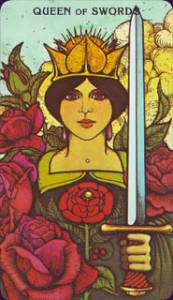 queen of swords morgan greer