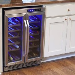 Kitchen Trash Compactor Reclaimed Wood Cabinets Top 10 Built-in Wine Coolers :: Winecoolerdirect.com