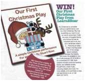 Win Our First Christmas Play