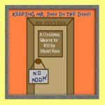 Keeping Mr Inn In The Inn - Church Nativity Plays