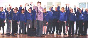 organising a children's musical