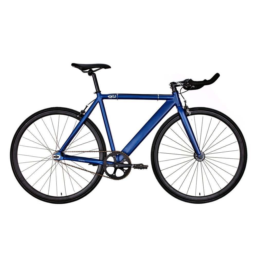 6KU Track Fixed Gear Bicycle Review of 2019