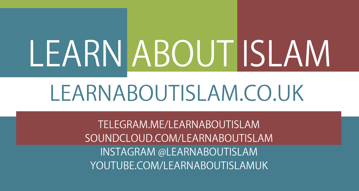 Islaam's Reply to Extremism – Conference