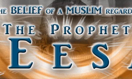 The Belief of a Muslim Regarding the Prophet 'Eesa and Insight into the Origin of Christmas