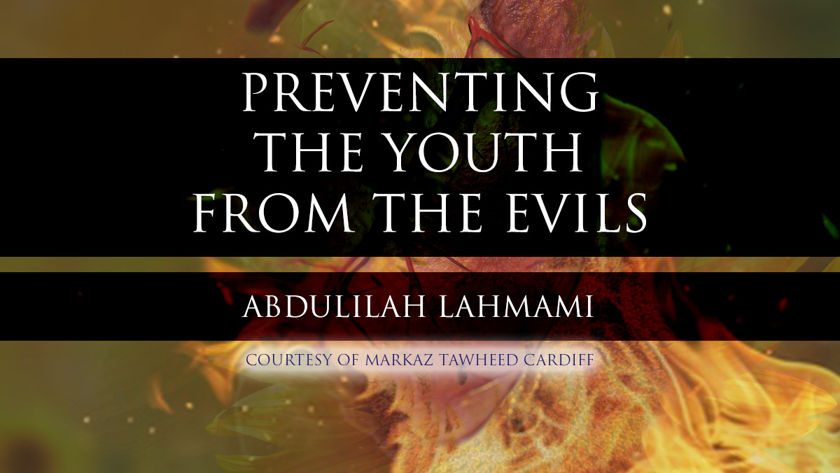Preventing the Youth from the Evils of Extremism   Cardiff Conference 2014