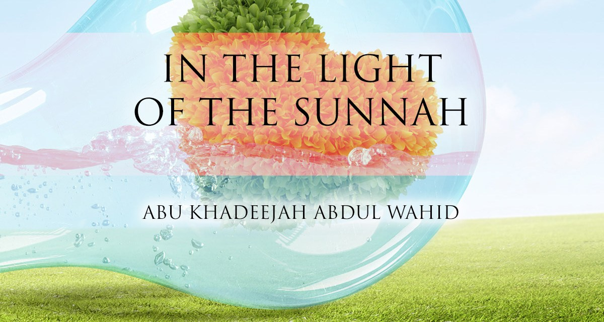 In the Light of the Sunnah – Part 2 | Abu Khadeejah | Bolton