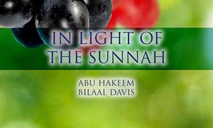 In the Light of the Sunnah – Part 1 | Abu Hakeem | Bolton