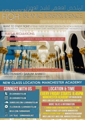 Explanation of Fiqh - Menstruation | Abu Humayd Saalim | Manchester
