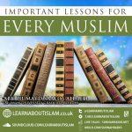26 – Tafsir – Surah Al-Ikhlaas, Al-Falaq & An-Naas | Abu Humayd Saalim | Manchester