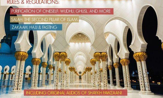 30 – Explanation of Fiqh   Abu Humayd Saalim   Manchester