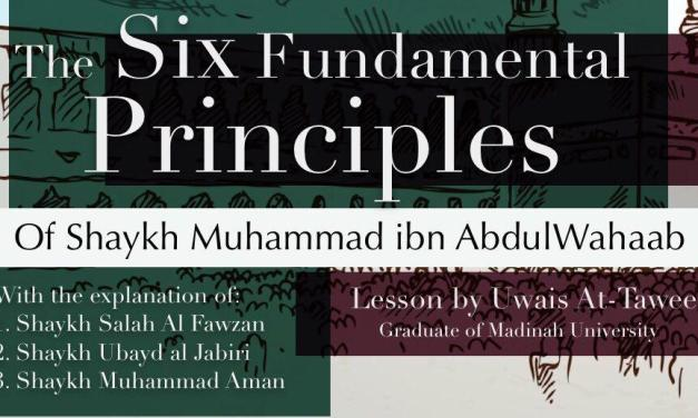 3 – Six Fundamental Principles – Uwais at-Taweel | Nigeria
