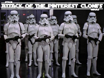 Attack of the Pinterest Clones