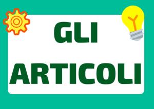 Articoli italiani