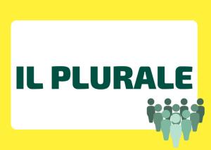 il plurale in italiano