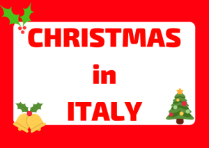 Italian Christmas vocabulary