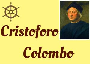 Cristoforo colombo Italian story