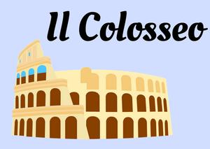Italian colosseum