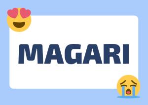 how to use magari Italian