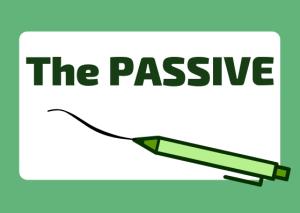 Italian passive form