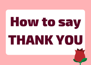 alternatives to thank you Italian